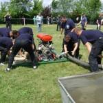 Tűzoltó verseny 2011